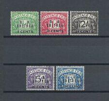 BOIC/ERITREA 1948 SG ED6/10 USED Cat £180