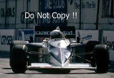 Riccardo Patrese Brabham BT52 USA West Grand Prix 1983 Photograph 3