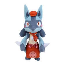 Pokemon Center Plush doll pokemon Cafe Mix Lucario JAPAN OFFICIAL IMPORT