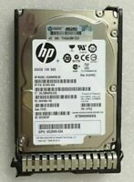 HP 652589-B21 653971-001 900GB 6GPS SAS 10K 2.5 in  ENT GEN8 HDD Hard Drive