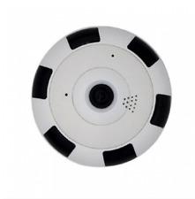 Panoramica a 360 gradi Wi-Fi HD 1.3MP Wireless IP Camera Fisheye visione notturna