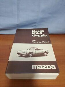 Car Truck Service Repair Manuals For Mazda For Sale Ebay
