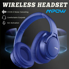 New listing Wireless Headset Gaming Noise Cancelling Over-Head Bluetooth Stereo Headphones