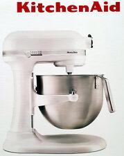 Kitchen Aid Teig-Knet-Küchenmaschine 5KSM7591XEWH Heavy Duty 6,9 L,500 Watt,Weiß