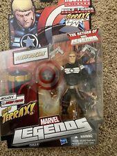 """Marvel Legends BAF Steve Rogers 6"""" Action Figure Terrax BAF Captain American New"""