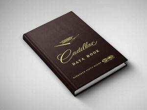 1958 Cadillac Data Book / 62, Fleetwood, Eldorado / Features, Interior, Specs
