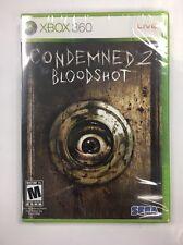 Condemned 2: Bloodshot (Microsoft Xbox 360, 2008)