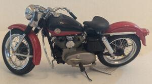 Franklin Mint 1:10 Scale 1957 Harley-Davidson XL Sportster