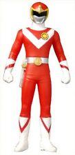 Power Rangers Sentai Hero Vinyl Figure Sun Vulcan Taiyo Red