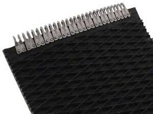 John Deere 535 Round Baler Belts Complete Set 3 Ply Diamond Top w/MATO Lacing