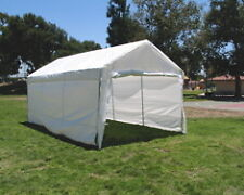 NEW 10'x10' Enclosed Carport/Canopy- SHIPPING INCLUDED