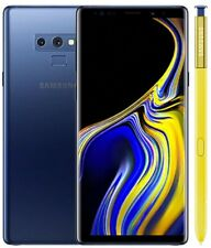 Samsung Galaxy Note 9 Grado A++ SM-N960F 128 GB Blu Ricondizionato