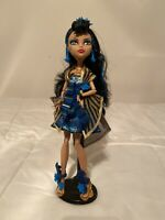 ~Mattel~ Monster High Cleo De Nile Gloom and Bloom Doll Accessories
