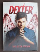 Lot 3 Dexter First Season, Third Season & Sixth Season Blur Ray DVD - Excellent