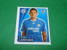 N°186 F. LAMPARD CHELSEA BLUES MERLIN PREMIER LEAGUE FOOTBALL 2007-2008 PANINI