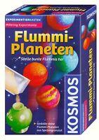 Flummi-Planeten Experimentierkasten Experimentierkasten|Kosmos Experimentierkast