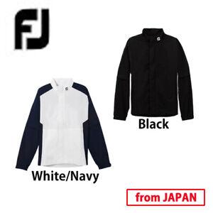 2020 FootJoy Golf Japan Mens rain suits top and bottom set FJ-S20-O01 20sp