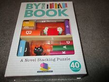 BY THE BOOK NOVEL STACKING PUZZLE 40 CHALLENGES (BRAINWRIGHT) AGE 8+