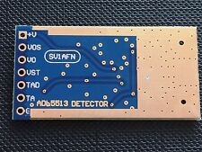 ADL5513 MODULE for RF Power Meter RSSI for ARDUINO or stand-alone 1 - 4000 MHZ