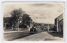 SOUTH STREET, ARMADALE: West Lothian postcard (C11761)