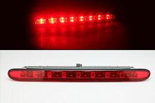 Red LED/Red Lens 3rd Third Brake Light Stop Lam For Peugeot 206cc 206 cc