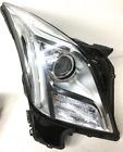 OEM EXPORT (NON-US) Cadillac XTS Right Side HID (Xenon) Headlamp -Tab Missing