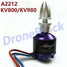 Sunnysky A2212 KV800 2-3S Angel Series Brushless Motor For Airplane Quadcopter