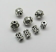 5 mm EN ARGENT MASSIF 925 * Réf LOT DE 5 PERLES DIAMANTEES PLDIAM5-2