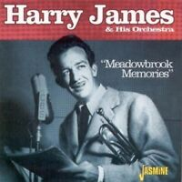 HARRY & HIS ORCHESTRA JAMES - MEADOWBROOK MEMORIES  CD NEW