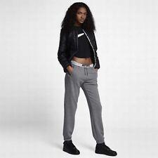 Nike Women's Large - RALLY LOOSE FIT SWEAT PANTS - Gray AA1531 091 sweatpants
