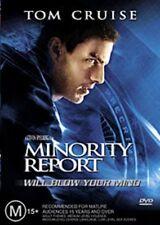 Minority Report Definitive Edition DVD PAL Region 4 Aust Post