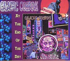 GALACTIC COWBOYS 1998 END OF THE DAY PROMO POSTER ORIGINAL