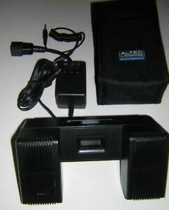Altec Lansing ACS20 Mini Computer Speakers with AC/DC Power Supply Adapter