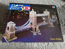Puzz 3d puzzle Tower Bridge Jigsaw 819 pieces