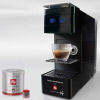 ILLY Y3 Macchina da Caffè Iperespresso - nera RIGENERATA capsule
