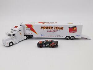 Racing Champions 1:64 Diecast 1 Of 1500 50th Anniversary Power Team Semi Truck