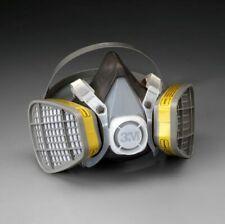 3m 5303 Half Facepiece Respirator With Organic Vapor Acid Gas Cartridge Large