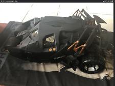 Dark Knight Tumbler no Hot Toys Sideshow Prime1 XM Enterbay Threezero Blitzway