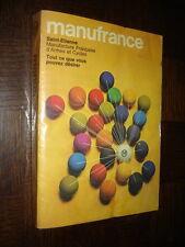 CATALOGUE MANUFRANCE 1968 - b