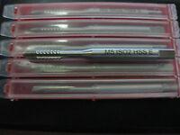 10pcs GWG TAP M5 x 0.8 ISO2  DIN371/B AZ HSSE CobaltT 5% For Aluminum