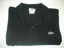 Lacoste Mens Short Sleeve Polo Rugby Shirt Size 9 XXL