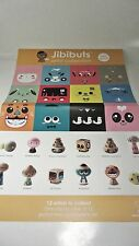 "Noferin POSTER - JIBIBUTS Artist Collection - 11"" x 17"""