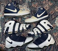 Lot Nike Air More Uptempo size 14 Lebron Soldier 3 Nike Lebron VI Yankee size 14
