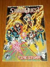 Storm Quest Timestorm Vol 1 Blue Line Pro Comics Hickey (Paperback)< 1888429100