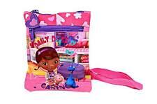 """DOTTORESSA PELUCHE piccola borsa a tracolla originale """"Disney"""""""