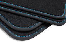 Fußmatten Auto Autoteppich passend für Peugeot 206 CC 2D 2000-2009 Set CACZA0302