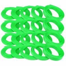 "3/8"" Neon Green Engine & Harness Wire Loom - 200 Feet street stereo rod rat v8"