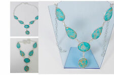 Women's Turquoise Necklaces Indian Jewellery