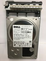 "Dell 00H6GP 2TB 7200RPM SATA II 3.5"" HDD 0F11265 WITH CADDY F11265  tray server"