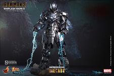 """Whiplash Mark II Armor Mickey Rourke Iron Man 2 MMS237 12"""" Figur Hot Toys"""